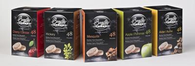 Bradley Flavor Bisquettes, 48 pk