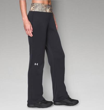 UA Storm Caliber Pant, Black/RTX