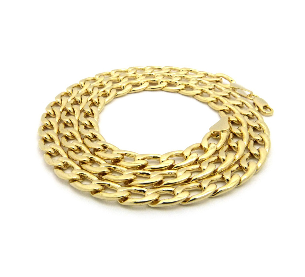 Thick Classic Cuban Link Chain