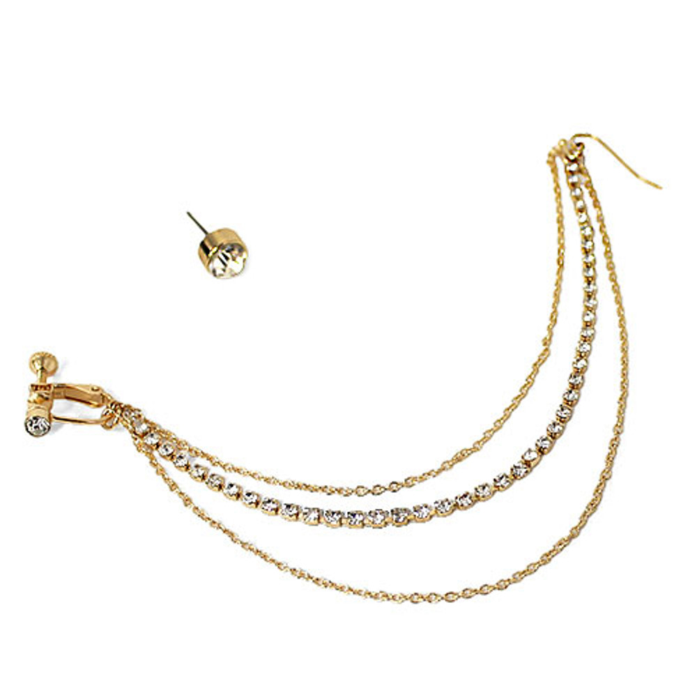 Nose Earring Chain 1