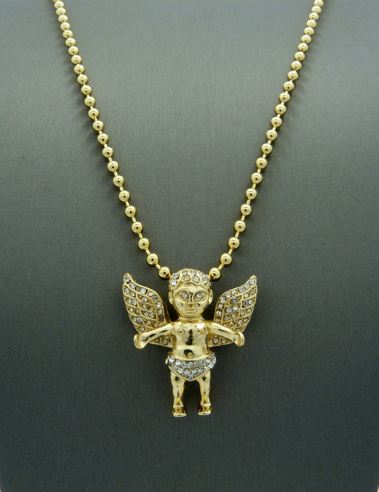 Angel Chain Necklace