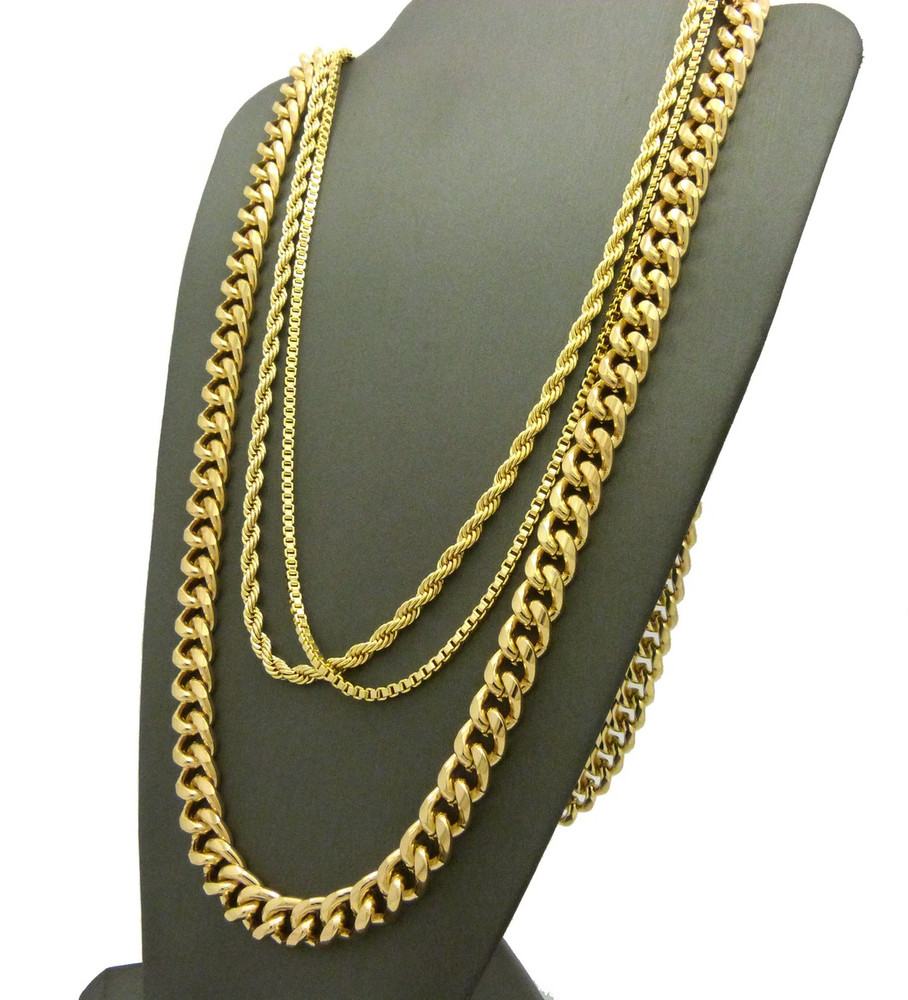 8mm Chain Necklace