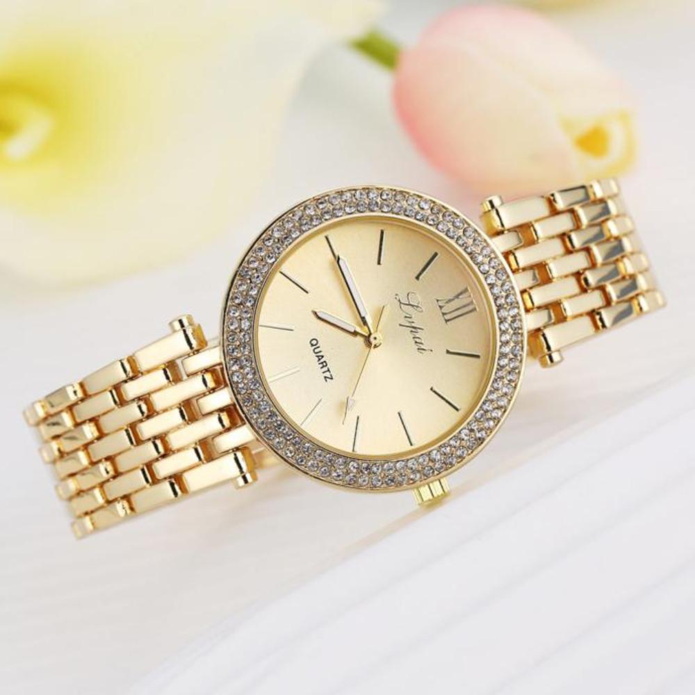 14k Gold Womens Watch