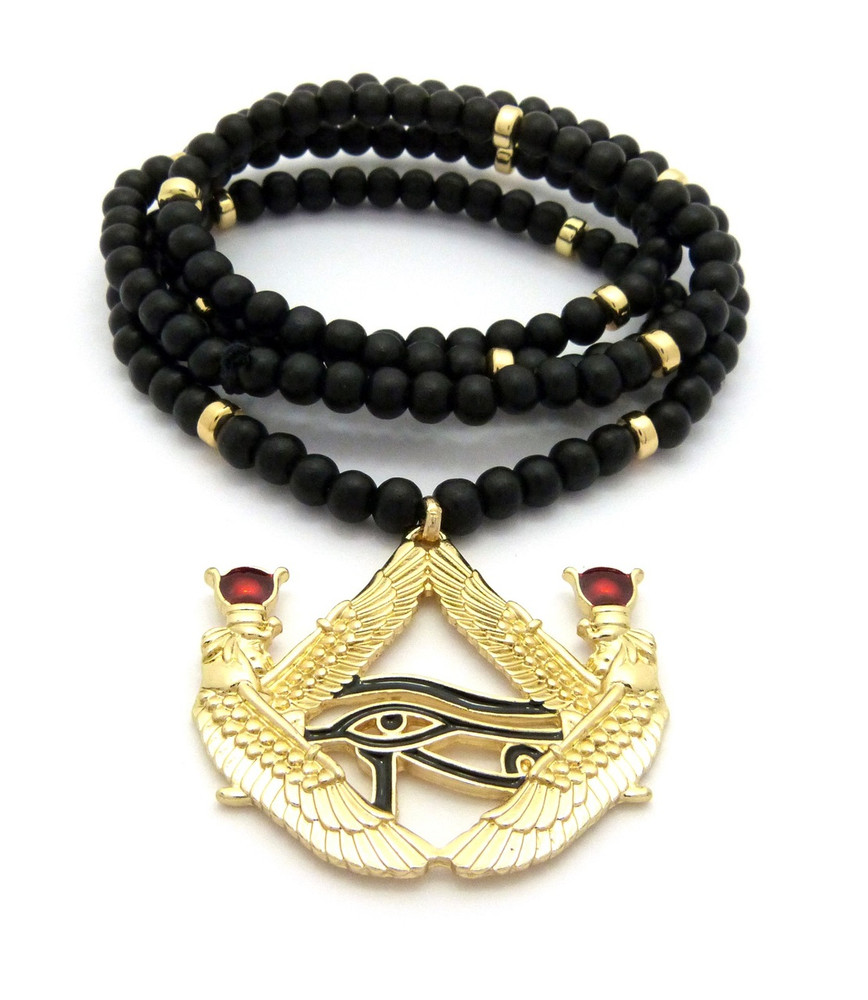 Eye Of Horus The Wadjet Ancient African Pendant