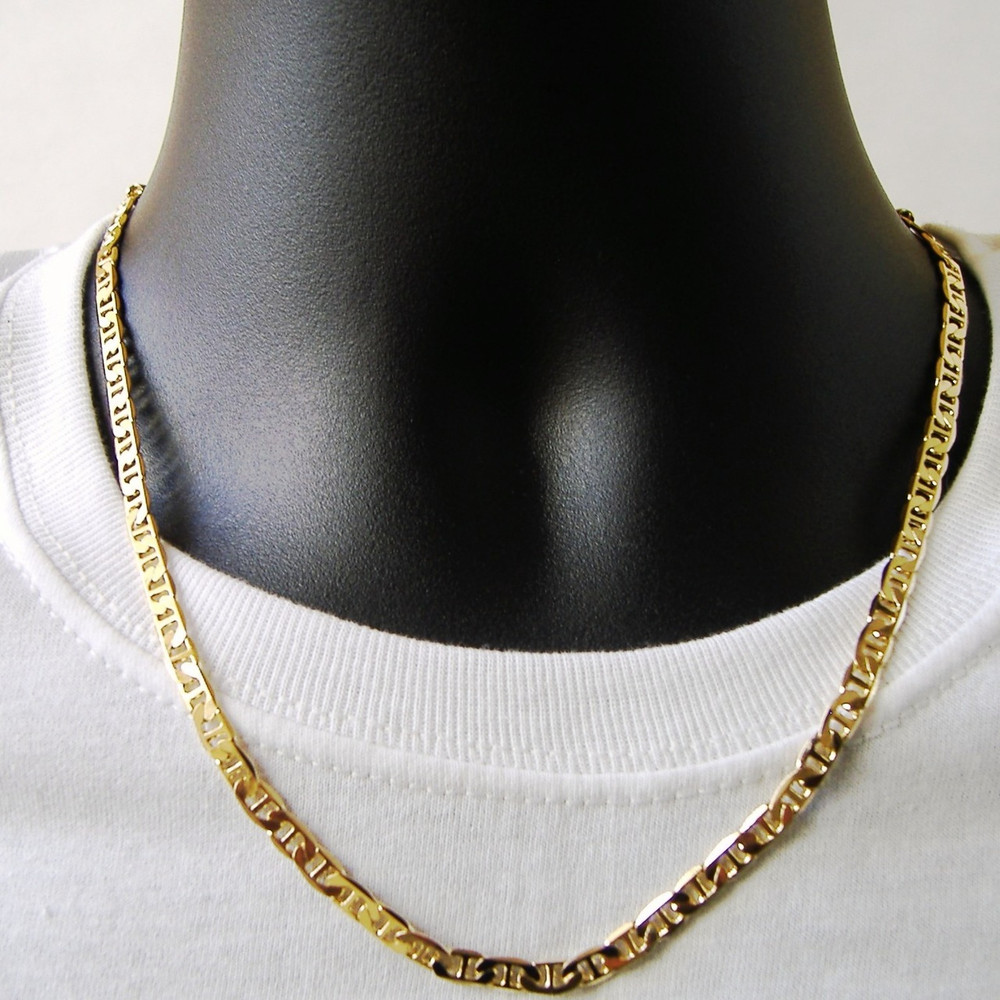 Gucci Link Chain Necklace