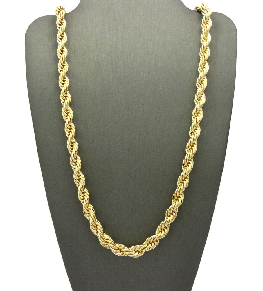 7mm Rope Link Chain