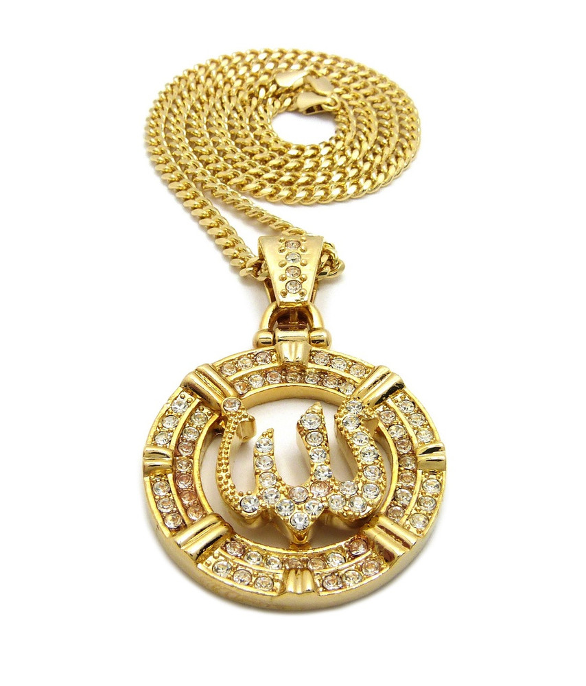 Diamond Allah Chain