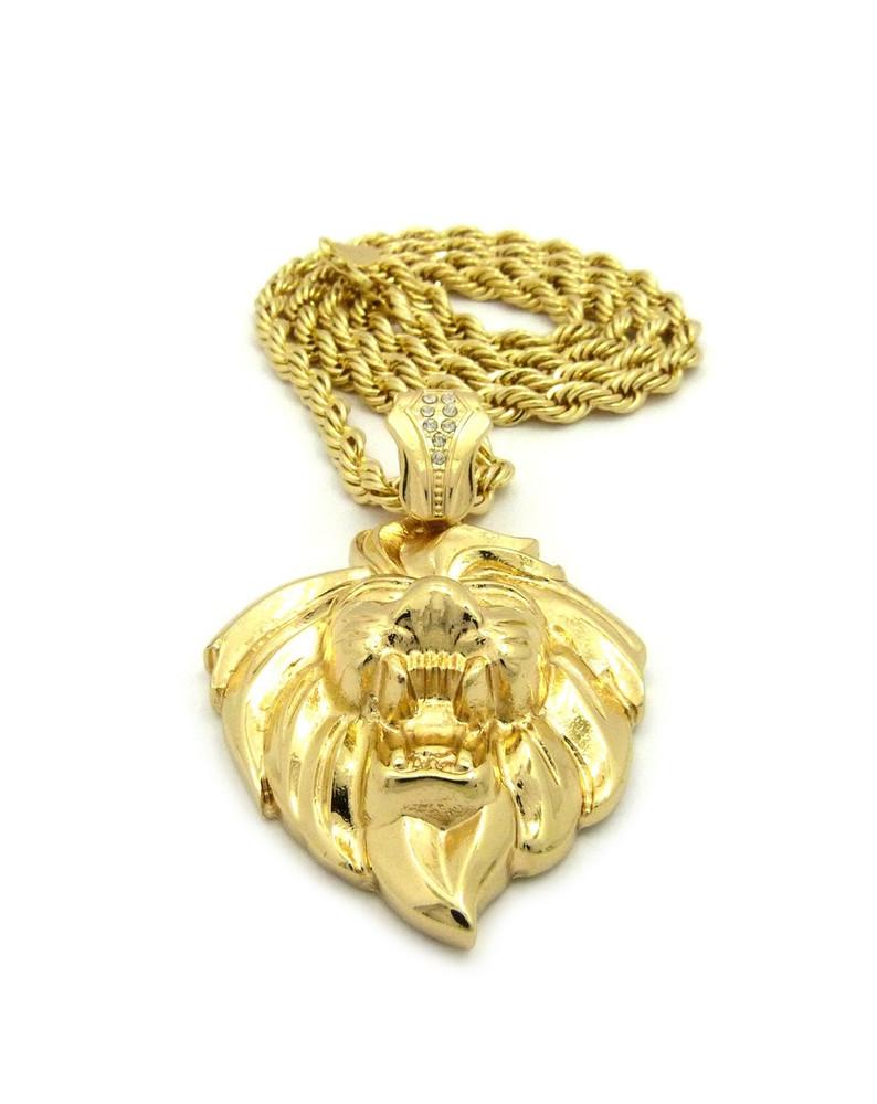 Diamond Lion Chain