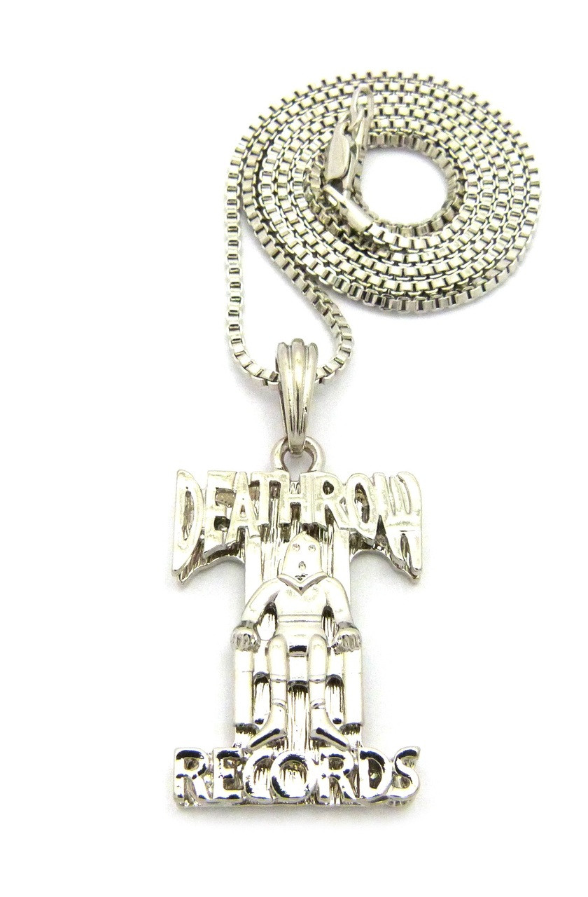 925 sterling silver deathrow inspired hip hop pendant 925 sterling silver deathrow inspired hip hop pendant aloadofball Choice Image
