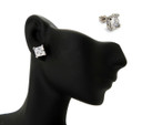 Signity Cz Earrings