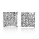 Genuine Diamond Earrings