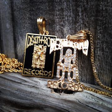 Death Row Hip Hop Pendant