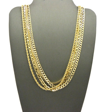 Chain Necklace Sets