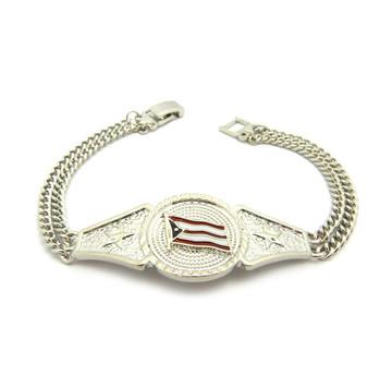 Cuban Link Puerto Rico bracelet