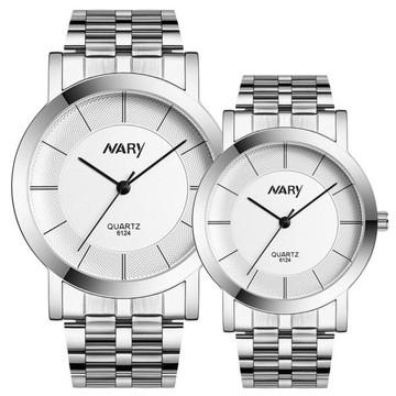 Tungsten Stainless Steel Wrist Watches