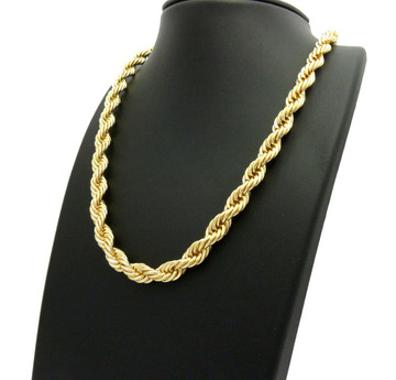 8mm Rope Necklace
