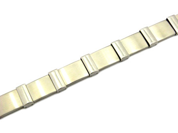 Thick Rivet Link Solid 316L Stainless Steel Bracelet