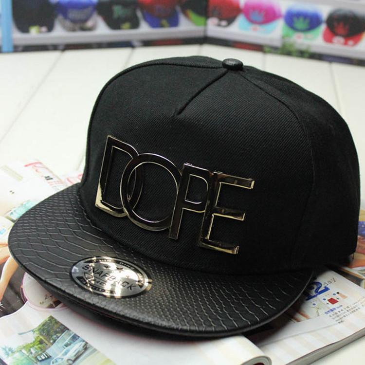 Dope Adjustable Snapback Hip-Hop Baseball Cap Hat