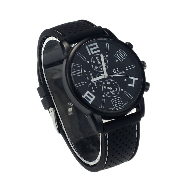 BlackOut Luxury Sport Wrist Watch