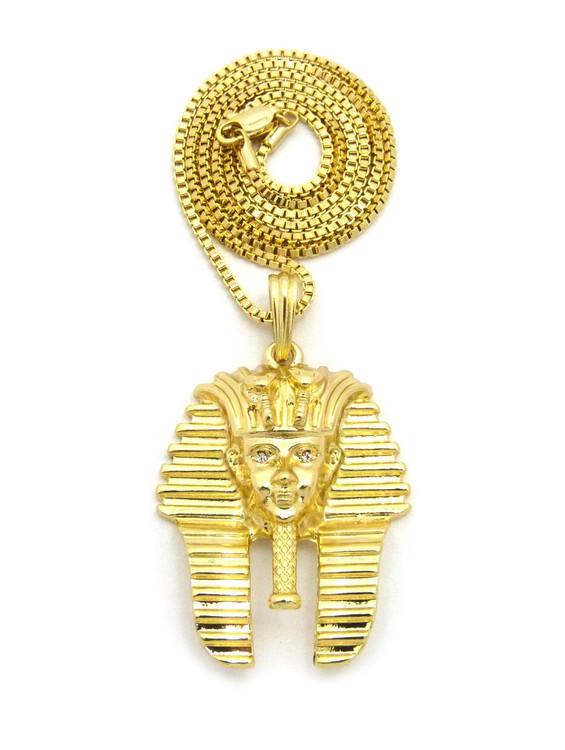 King Tut Egyptian Pendant