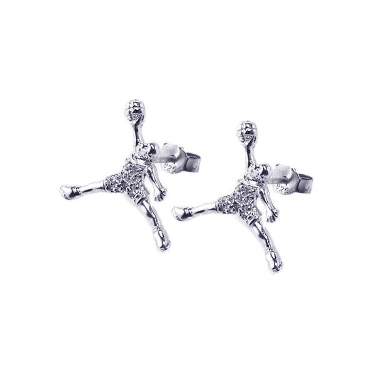 Jordan Jumpman Earrings