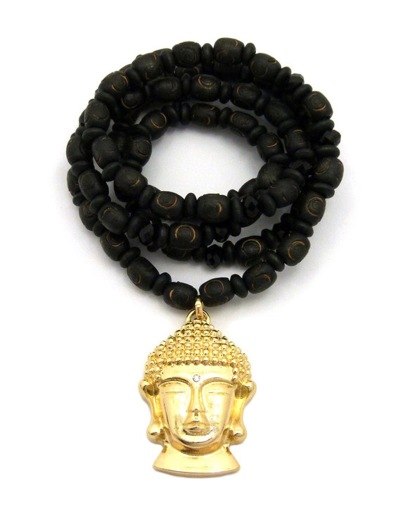 Buddha Head Chain