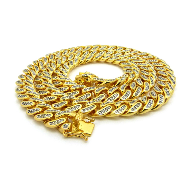 Miami Cuban Link Chain