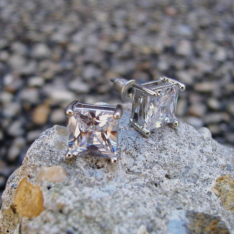 Iced Out Earrings