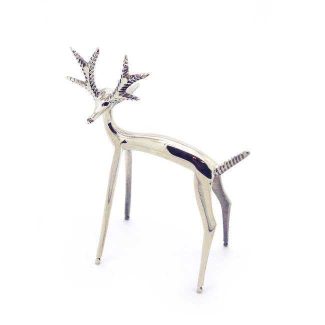 Tuareg Desert Deer - Mixed Metal
