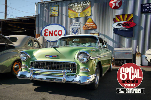 SO-CAL Speed Shop AZ's Second Saturday - Join us July 14th at 6:00am