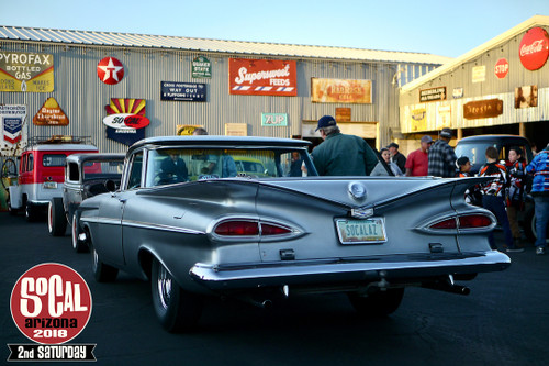 SO-CAL Speed Shop AZ's Second Saturday - Join us May 12th at 6:00am