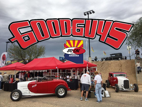 Come see us at GOODGUYS!