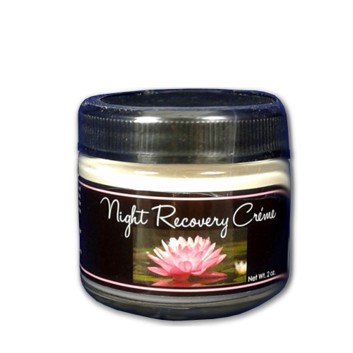 Night Recovery Cream by Time Challenger Labs