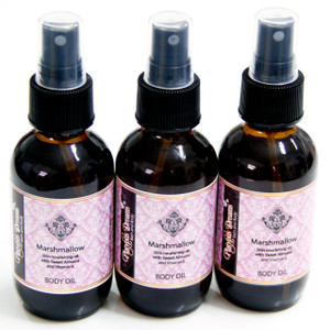 Black Raspberry and Vanilla ( Vovacia) Body Oil Spray