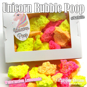 Bubbling Unicorn Poop - 100g