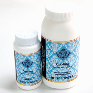 Cooling Body Powder - Menthol and Camphor 120g