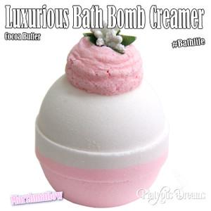 Marshmallow - Bath Bomb Creamer 170g