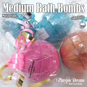 Medium Assorted Bath Bombs - 100g