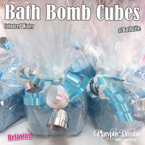 Relaxing Bath Bomb Cubes - 75g