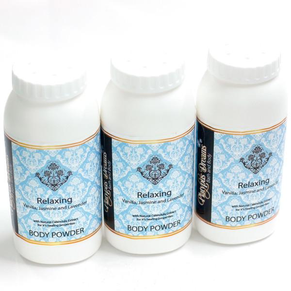 Relaxing Body Powder