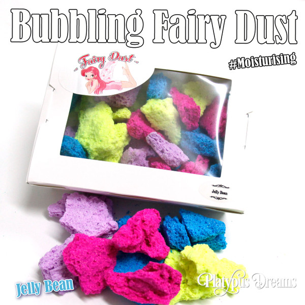 Bubbling Fairy Dust - 100g