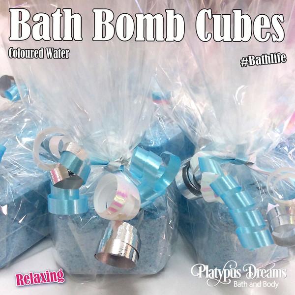 Relaxing Bath Bomb Cubes - 75g