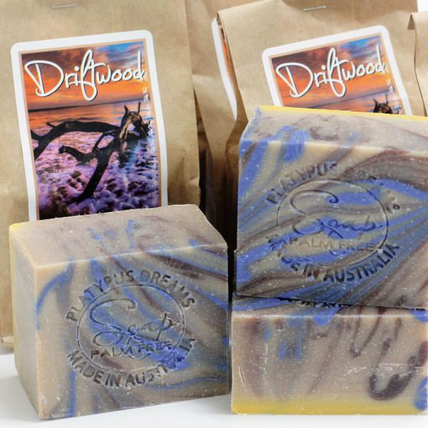 Driftwood Palm Free Soap