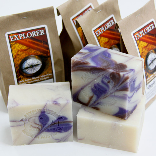 Explorer Palm Free Soap
