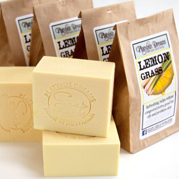 Lemongrass - Palm Free Soap