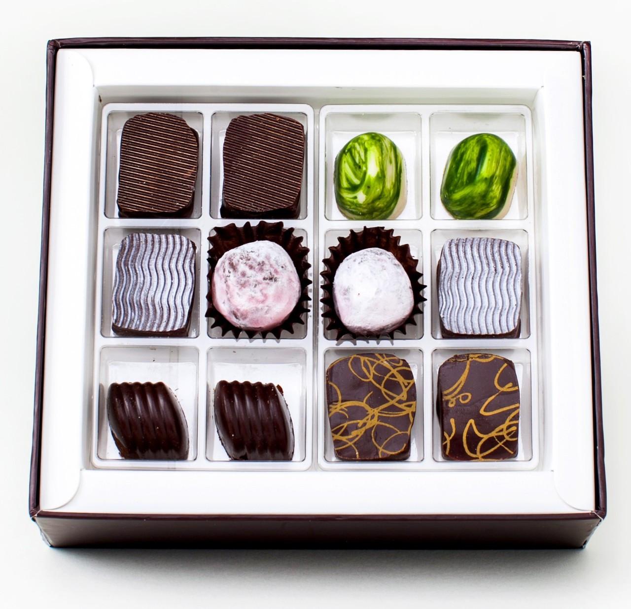 CHOCOLATE & WHITE WINE PAIRING