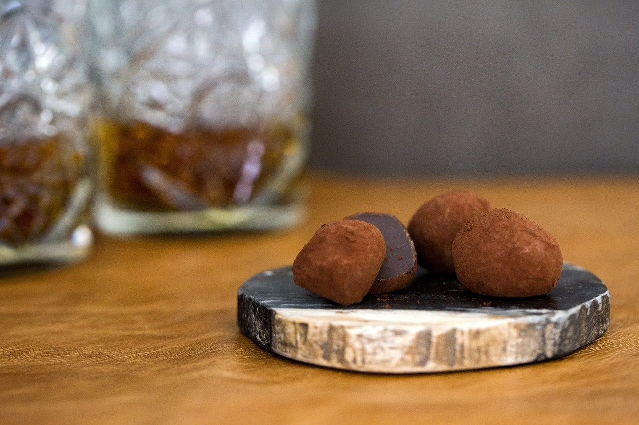Chocolate  & Bourbon. Coming soon!