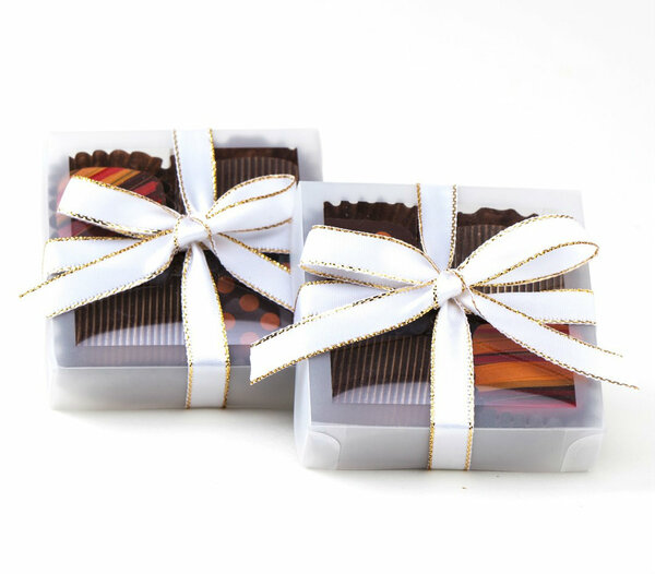 Favor Box - 4 Chocolates