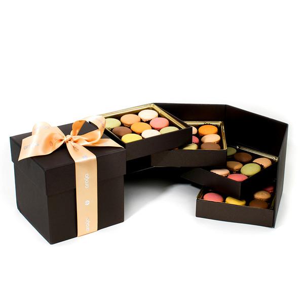 Multilayer 36 Macaron Gift Box