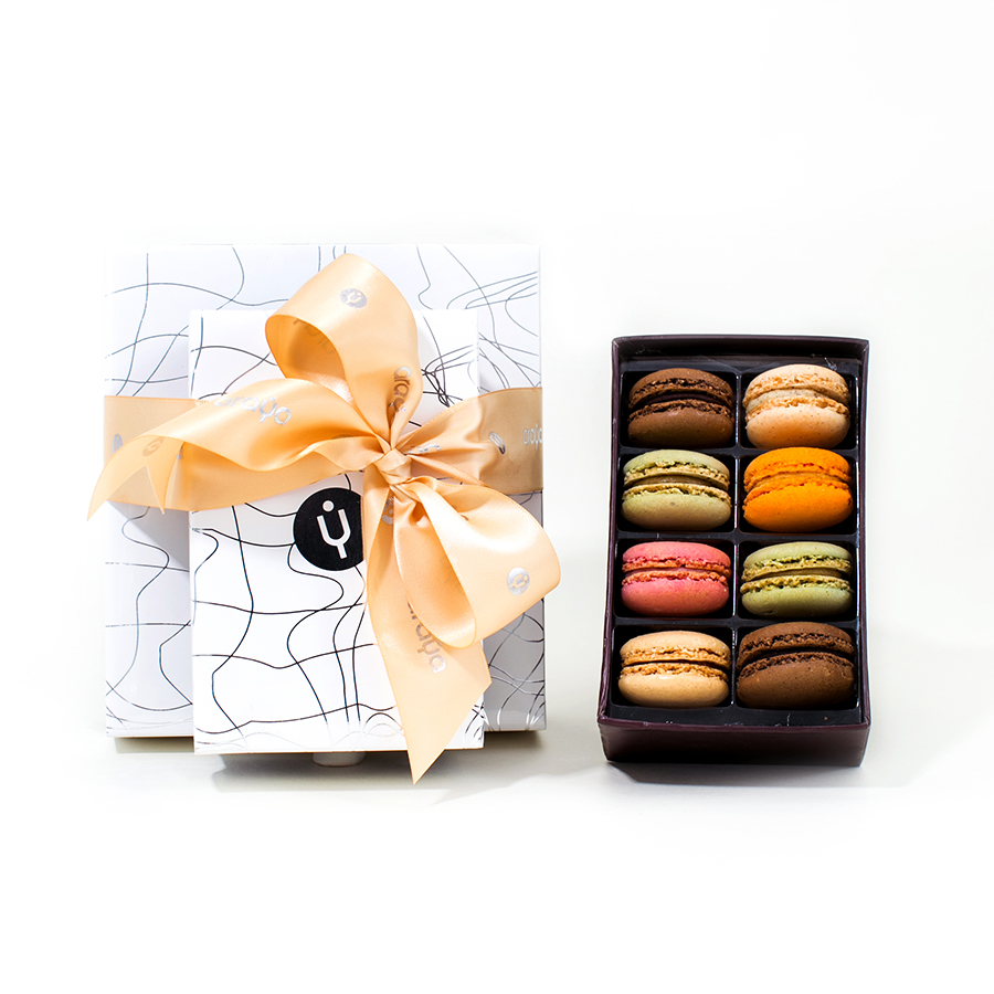 Araya Artisan Chocolate - Authentic French Macarons. Gourmet Artisan ...